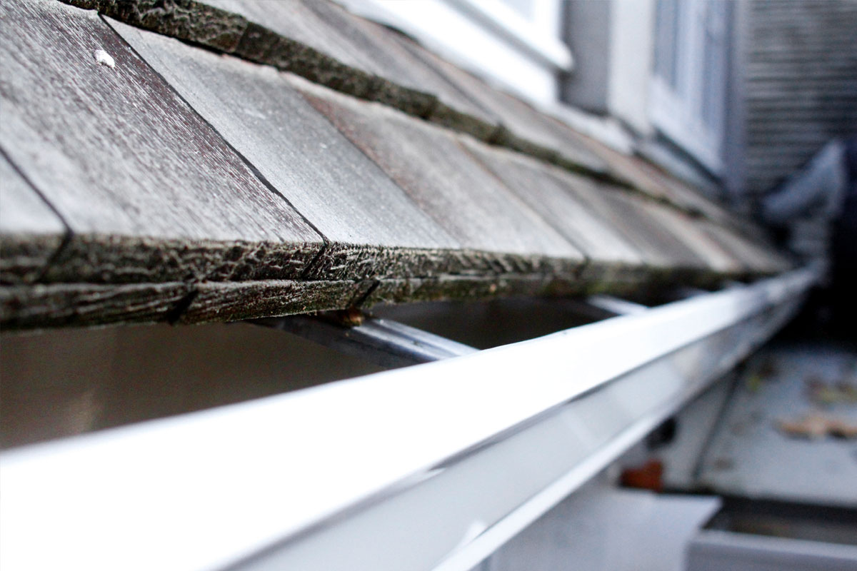 Seamless Guttering Wichita Roofing And Construction