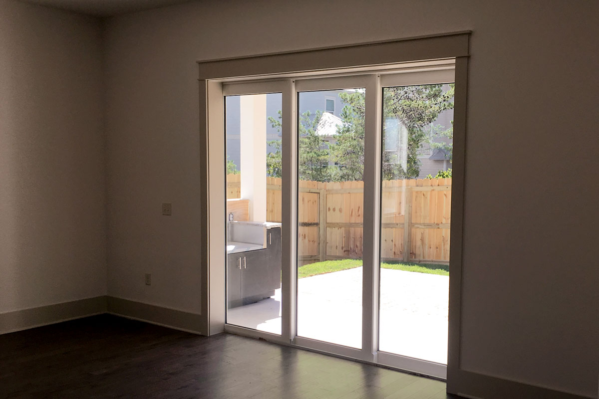 Windows and doors - Exterior Sliding Door