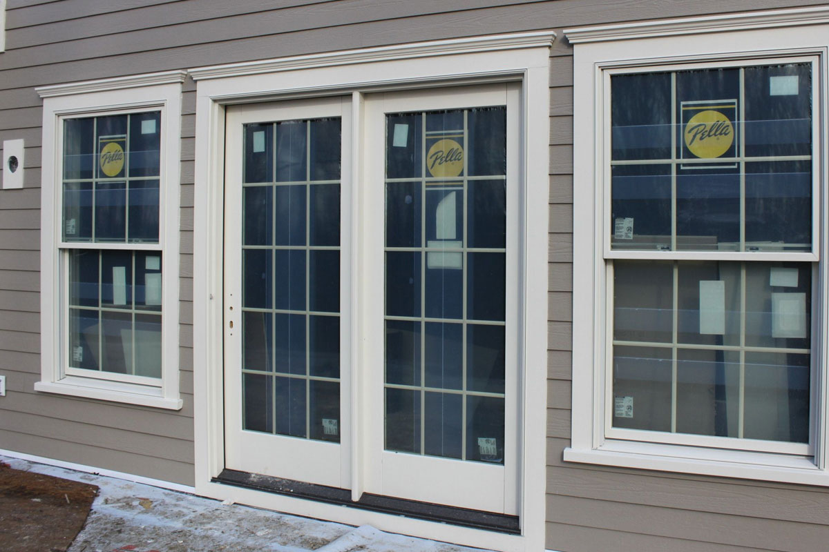 Windows and door installation